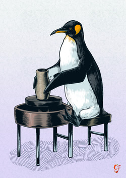 Penguin Potter