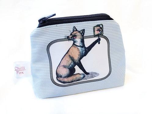 Fox Blush Make Up bag