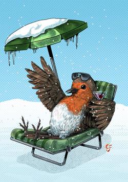 Robin's Holiday