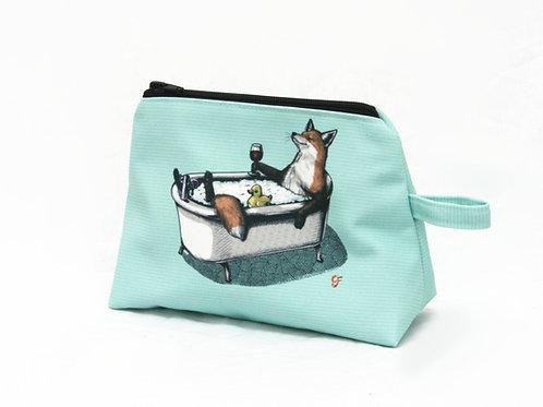 Fox Bath Washbag version 1