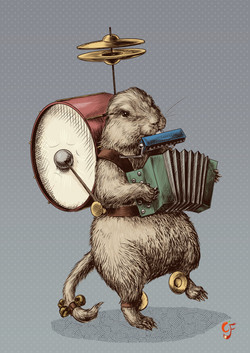 Prairie Dog One Man Band