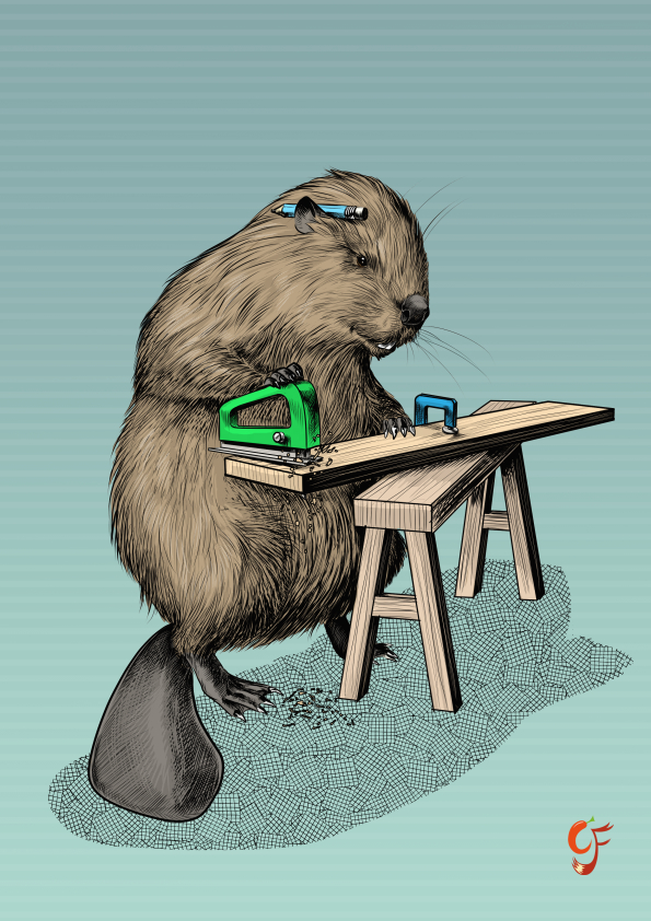 Beaver Carpenter