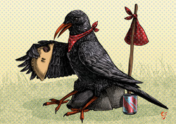 Chough Pasty