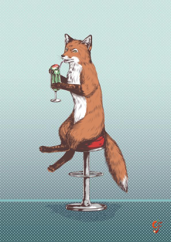 Fox Milkshake