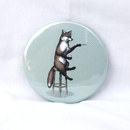 Fox at the Bar Magnet