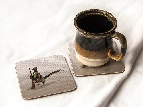 Pheasant Hunter Coaster