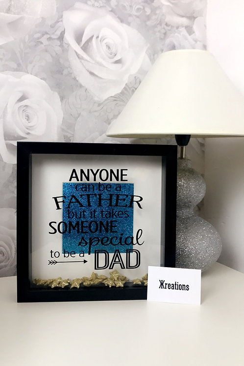 Anyone can be a Father Frame
