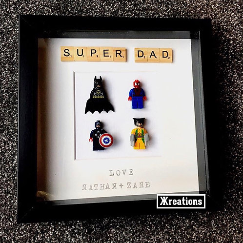 Super Dad Frame