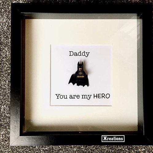 You are my HERO Frame