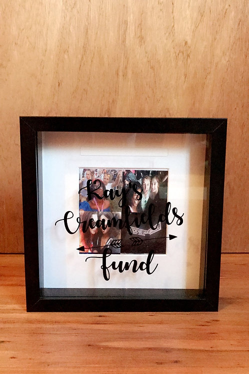 Festival Fund Frame