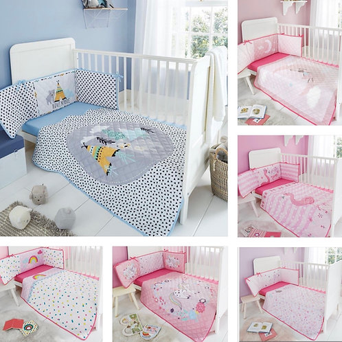 Luxury Baby Bumper Sets