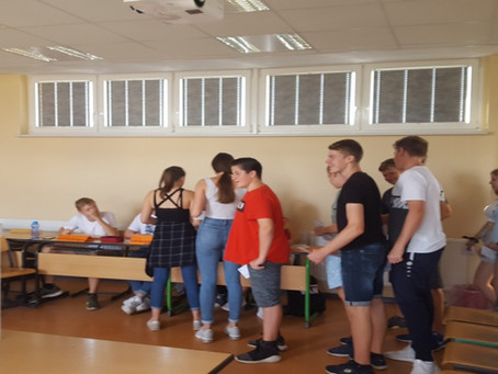 Jetzt entscheidet der Nachwuchs - die Juniorwahl am Heinitz-Gymnasium