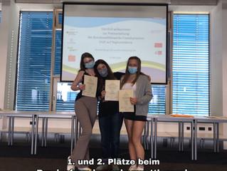 Preisverleihung Bundesfremdsprachenwettbewerb Cottbus