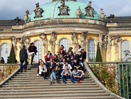 Ein Tag ohne Sorgen in Potsdam