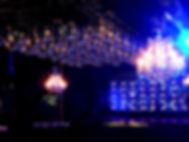 boda techo de esferas