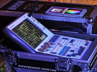 SetUp Cabina Dj - ProAudio Show - PioneerDj