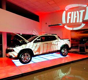Presentación Fiat Toro - ProAudio Show San Nicolás de los Arroyos