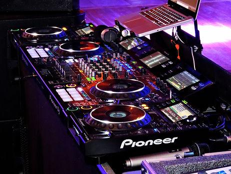 SetUp Cabina Dj - ProAudio Show