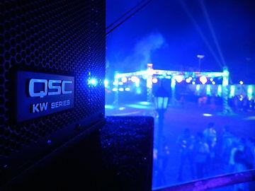 Qsc Audio - ProAudio Show San Nicolás de los Arroyos