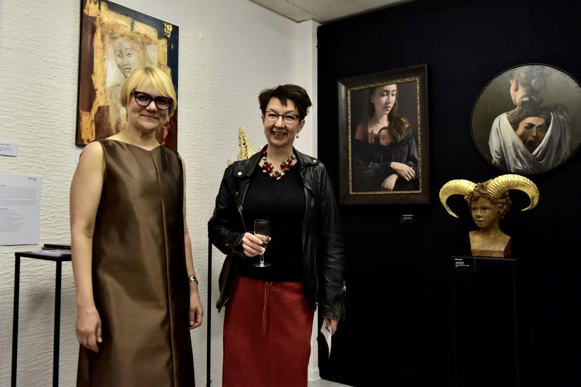 Svetlana Arefiev et Jurata Wajda