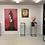 Thumbnail: Huile sur toile, 190 x 110 cm