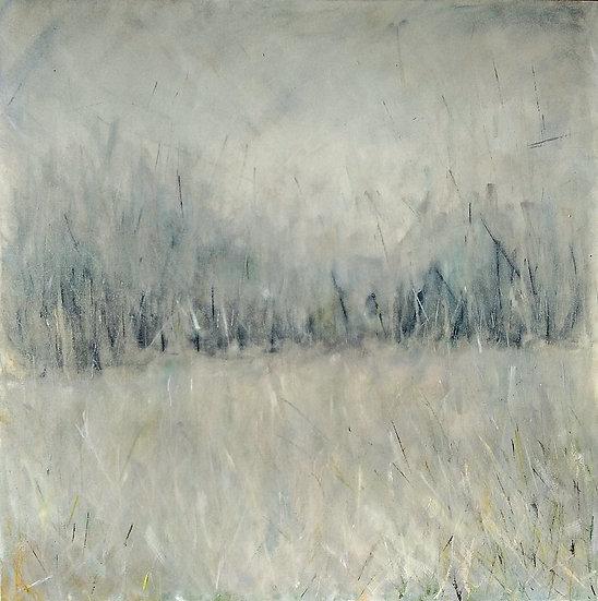 Acrylique sur toile, 80 x 80 cm