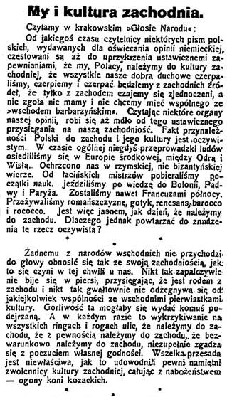 Przed stu laty, 07.09.1915 w Dzienniku...: