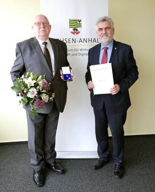 Honorowa Szpilka Saksonii-Anhalt