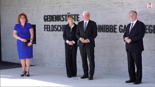 Otwarcie Centrum Dokumentacji w Miejscu Pamięci Isenschnibbe
