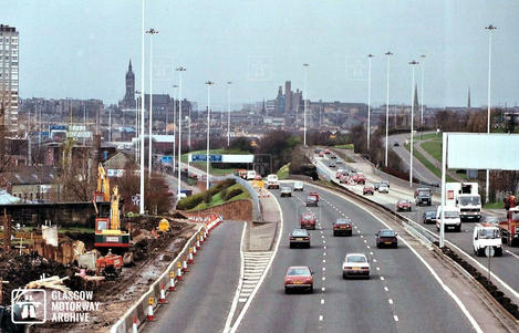 M8 motorway - Woodside Stage 1