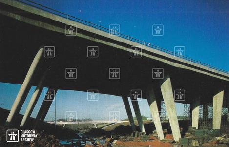 M73: Baillieston Interchange