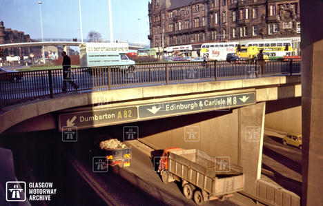 Charing Cross Underpass
