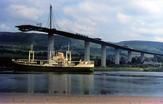 Erskine Bridge Construction
