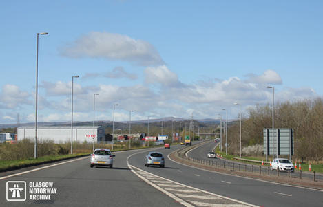 A737 Linwood Johnstone Bypass