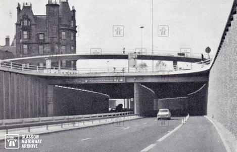 Charing Cross Underpass