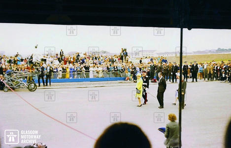 74 (July 2nd 1971) HRH Princess Anne arr