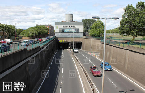 Clyde Tunnel - South Approach