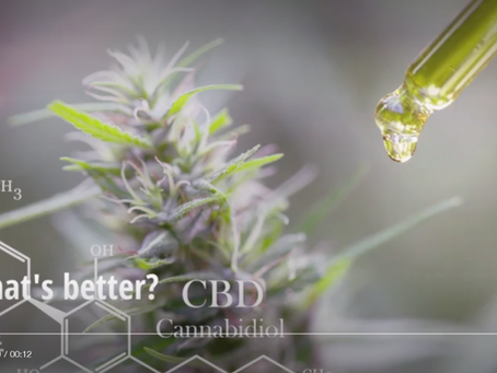 What the Difference? CBD Oil Vs. Full Spectrum Hemp Oil...