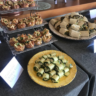 Custom Vegan Finger Food