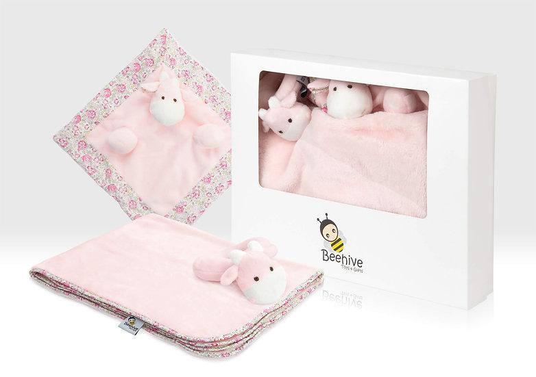 Beehive Gift Set – Pink