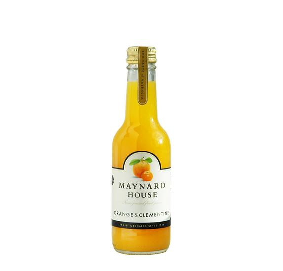 Orange and Clementine Juice 250 ml