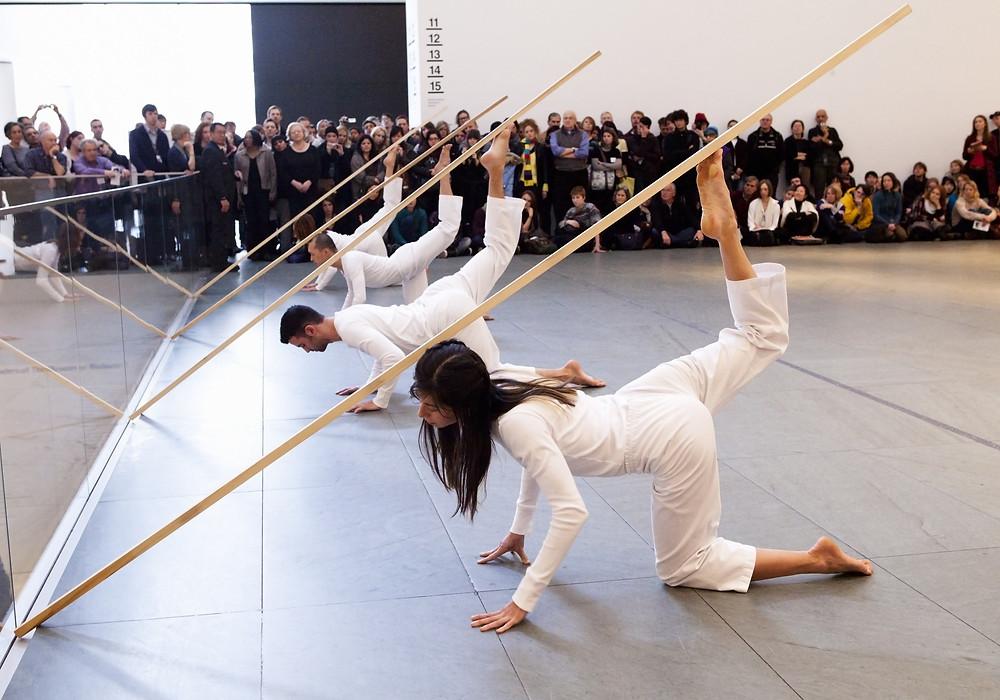 Performance 11: On Line/Trisha Brown Dance Company