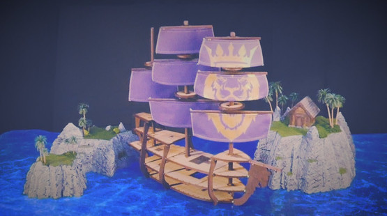 Galleon Assembly Video