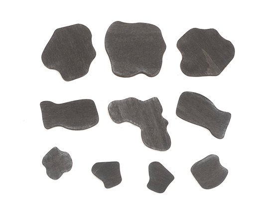Cavern - Pillars (set of 10)  Add-On Dungeon Tile, Finished, Ready for Use