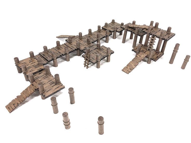 Docks Complete Set for Tabletop RPGs
