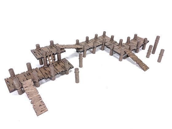 Docks Basic Set for Tabletop RPGs