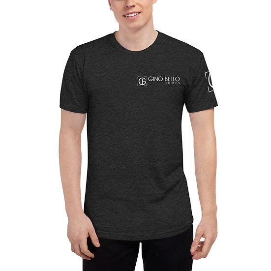 Unisex Tri-Blend Track Shirt - G LFT Shoulder