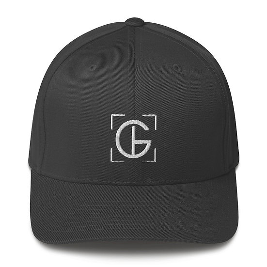 Structured Twill Cap - G only - No Back Opening