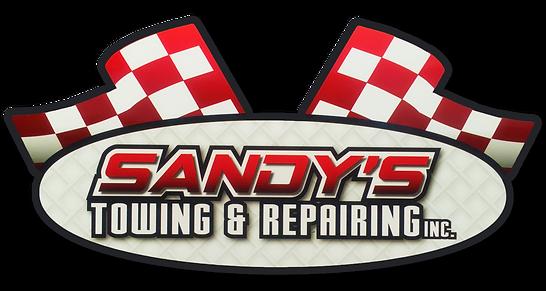Sandy's Towing & Auto Repair Logo