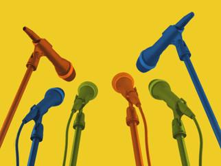 Membuat Presentasi Luar Biasa: Public Speaking, Visualisasi dan Kepercayaan Diri! (Part 1 of 4)